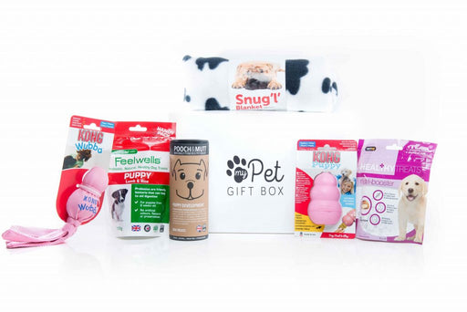 The New Puppy Gift Box - My Pet Gift Box - My Pet Gift Box