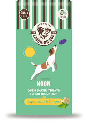 5 x Laughing Dog Noon Natural Dog Treats - Vital Pet Products - My Pet Gift Box