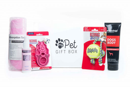 The Pamper Gift Box for Dogs - My Pet Gift Box - My Pet Gift Box
