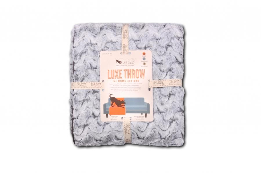 P.L.A.Y Luxury Dog Throw Blanket - In Vogue Pets - My Pet Gift Box