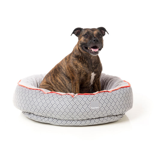 FuzzYard Michelin Reversible Dog Bed - In Vogue Pets - My Pet Gift Box