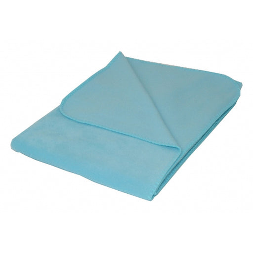 Dog Snuggle Blanket Aqua