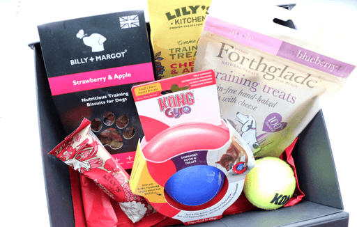 Personalised Subscription Box For Dogs - 1 Box Every 3 Months