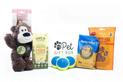Thank You Gift Box For Dogs - My Pet Gift Box - My Pet Gift Box