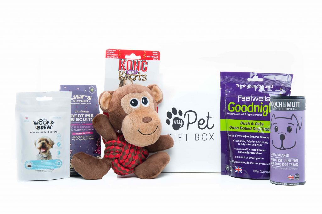 The Bedtime Box For Dogs - My Pet Gift Box - My Pet Gift Box