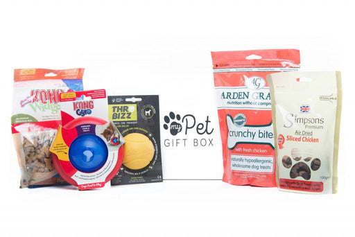 The Boredom Box For Dogs - My Pet Gift Box - My Pet Gift Box