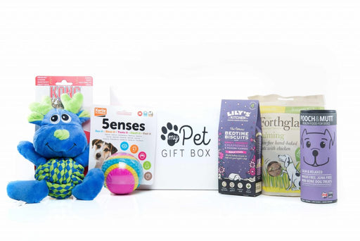 The Calming Gift Box For Dogs - My Pet Gift Box - My Pet Gift Box
