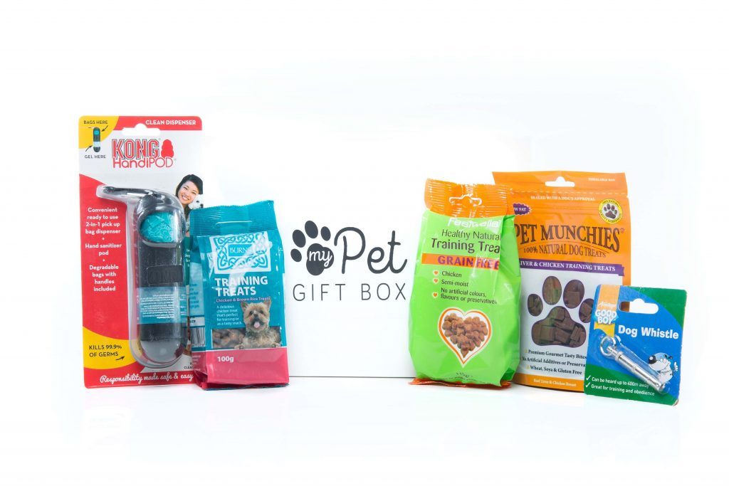 The Training Box For Dogs - My Pet Gift Box - My Pet Gift Box