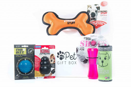 The Tough Chewers Gift Box For Dogs