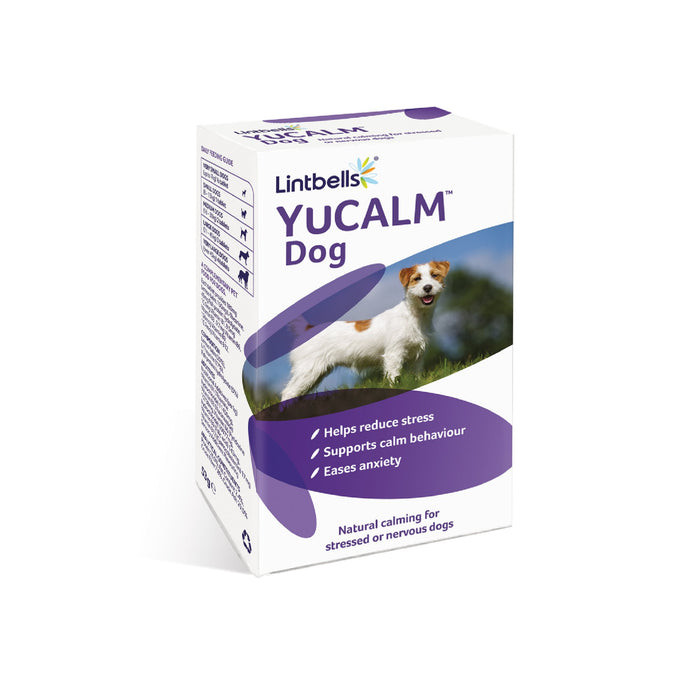 Lintbells YuCALM Dog Supplement - Vital Pet Products - My Pet Gift Box