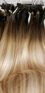 Keratin Tips Highlights #16/Platinum - Dark Roots (Signature Line)