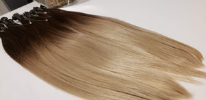 Keratin Tips Ombre #8/Ashy Sandy Blonde (Signature Line)