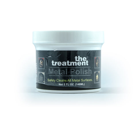 The Treatment Metal Polish 5oz