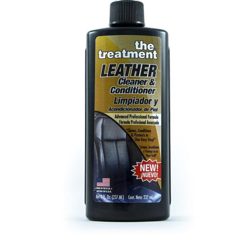 The Treatment Leather Cleaner & Conditioner 8 oz