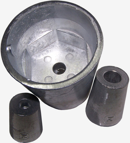 Zineti Zinc Anode For RADICE HEXAGONAL Z-2.250N
