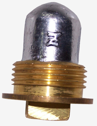 Zineti Zinc Pencil Anode For Volvo Z-2.710