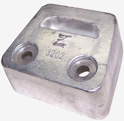 Zineti Zinc Anode For OMC-JOHNSON EVINRUDE VOLVO Z-3.202
