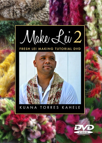 MAKE LEI 2 DVD
