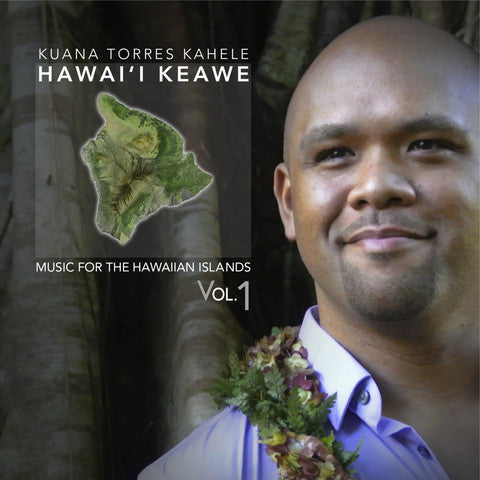 MUSIC for the HAWAIIAN ISLANDS vol.1 Hawaii Keawe