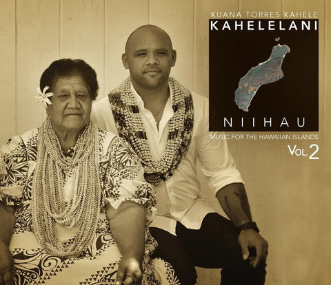 MUSIC for the HAWAIIAN ISLANDS vol.2 Kahelelani Niihau