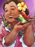 TUTU MAKES A LEI Children's Book