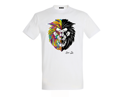 Inkredible Lion