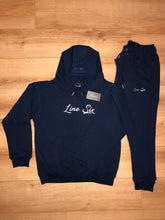 Load image into Gallery viewer, Navy Luxe Tracksuit