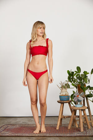 Lula Top | Rosso
