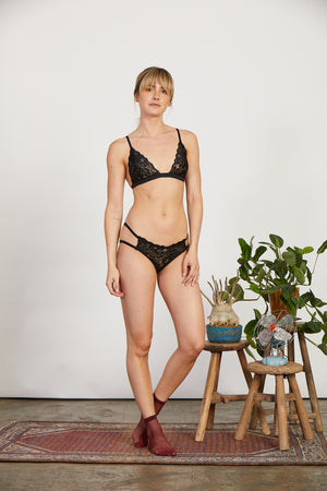 Innuendo Triangle Bralette