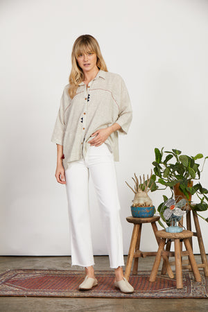 Boxy Day Shirt