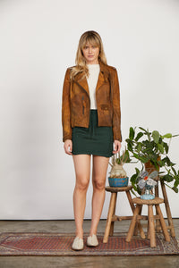 Rider Jacket | Chestnut
