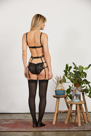 Westward Garter Belt