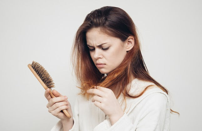 The Science Behind Stress-Related Hair Loss