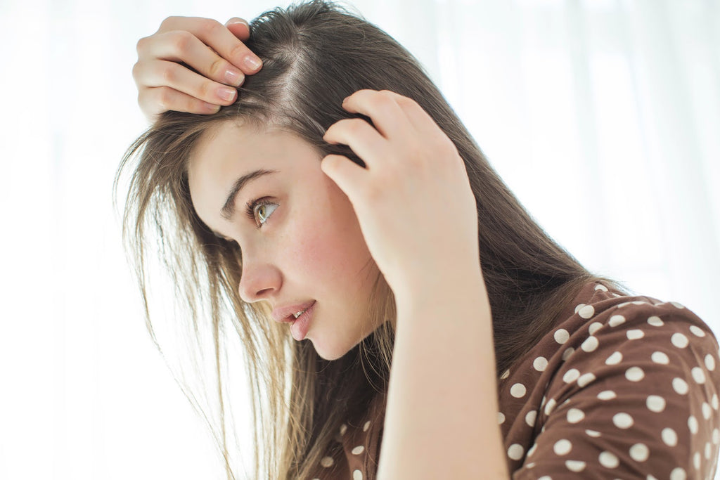 A 4-Step Scalp Routine For Thicker Hair
