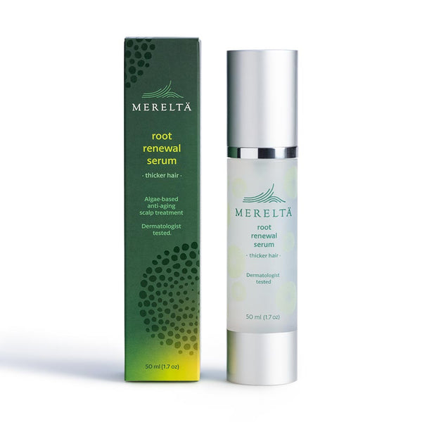 Mereltä Root Renewal Serum for Women
