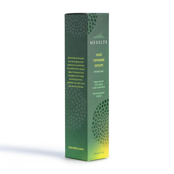 Mereltä Root Renewal Serum Men