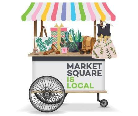 Market Square Boutique Pop Up Market | Jade and May