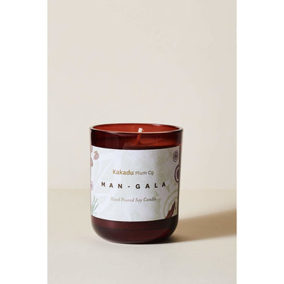 Australian Bush Mangala Candle | Kakadu Plum Co -Candles- Jade and May