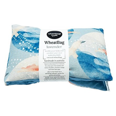 Cotton Wheatbag - Seaside | Wheatbag Love -Wheat Bags and Eye Pillows- Jade and May