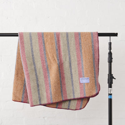 Drifter Wool Blanket | Geelong Weaving Mill -Blankets and Throws- Jade and May