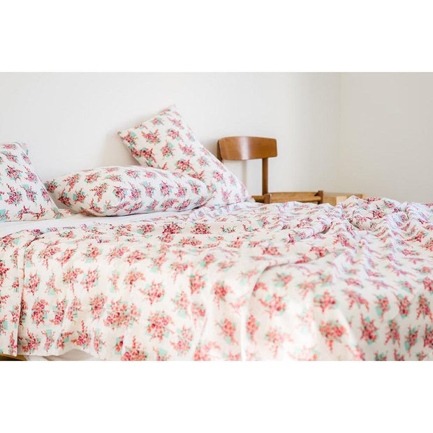 Pillowcase Set in Coral Bay | Lazybones Australia -Pillow Case- Jade and May