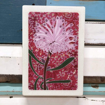 Pixie Mops Woodblock | Lost and Found Art Co -Art- Jade and May