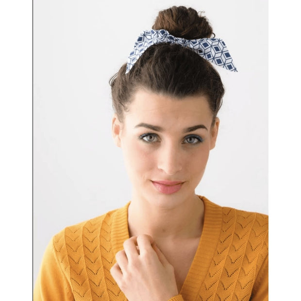 Scrunchie with Bow | Lazybones Australia -Hair- Jade and May