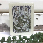 Silver Dollar + Wild Leaves | Lost and Found Art Co -Art- Jade and May