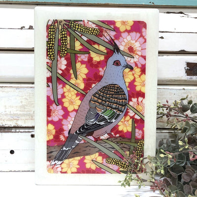 Top Notch Pigeon | Lost and Found Art Co -Art- Jade and May