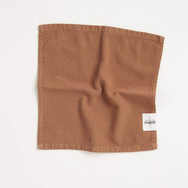 Vintage Wash Towel Range in Tobacco | Saarde -Bath- Jade and May
