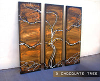 natural wood oak chocolate bronze latte sunset cherry finish black and white enamel keywords: Mid Century Eames, Modern, Contemporary, Art Abstract Paintings, Wood Panel , Original Art, large canvas , online art gallery, sunset, sky colors, interior design, new york, los angeles. brushstrokes, texture, pastel