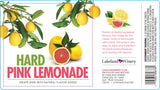 Hard Pink Lemonade (seasonal)