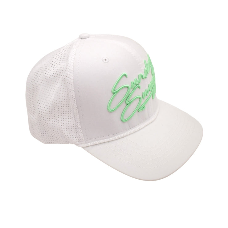 Swagger Snapback Hat - Augusta