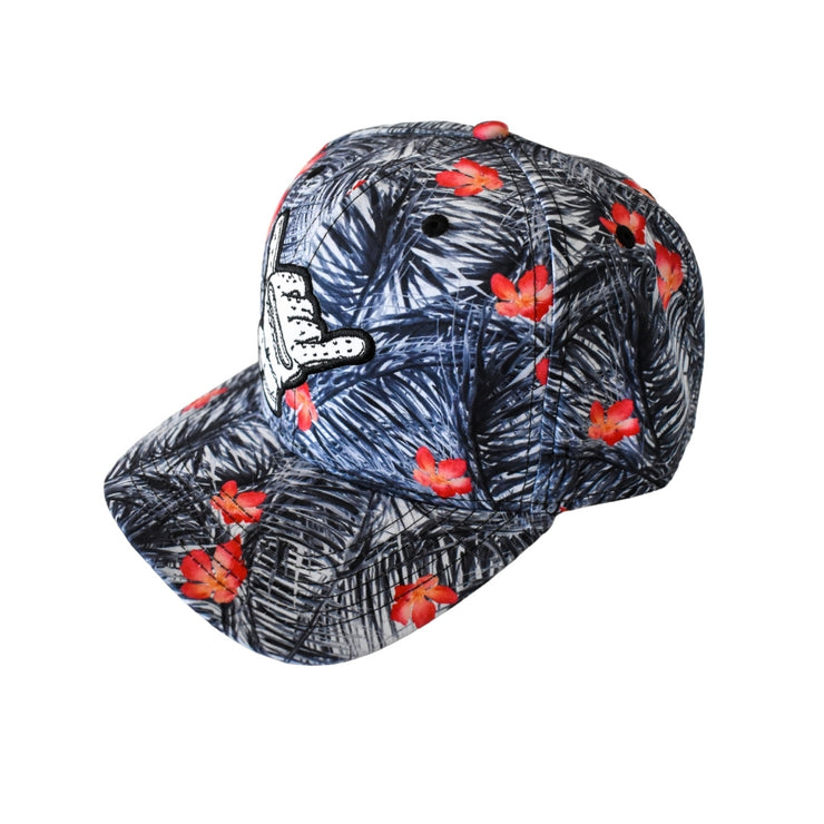 Tropical Hang Loose Snapback